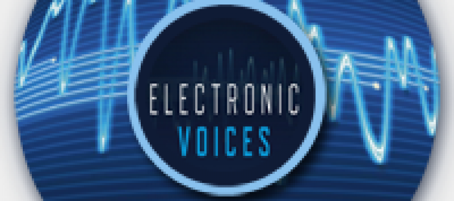 "Book's CD ""Electronic Voices"""